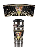 Stainless Steel Tumbler w/ USMA Class Crest